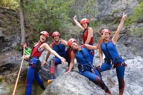 Olympus Canyoning Adventure