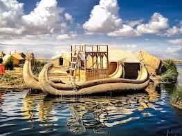 Uros Island floating excursion