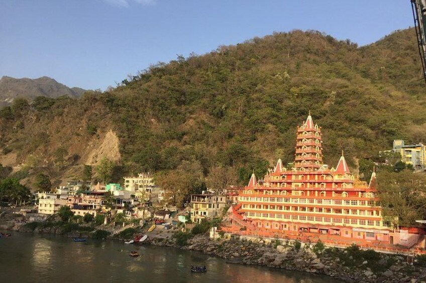 Day tour Haridwar Rishikesh Ganges