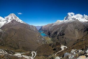 """WAROMA eco tours peru"" 10 day hike in the huayhuash mountain ran..."