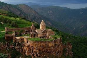 PRIVATE tour to Tatev cable car & Tatev monastery