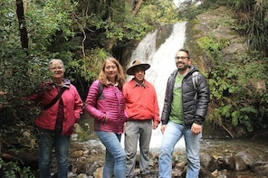 Mapuche experience in the mountain