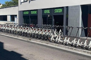 Explore Vernon & Giverny - E-Bike Rental