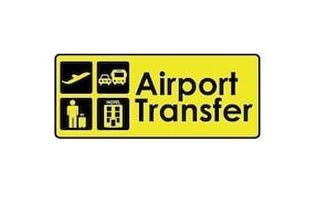 Airport transfer.