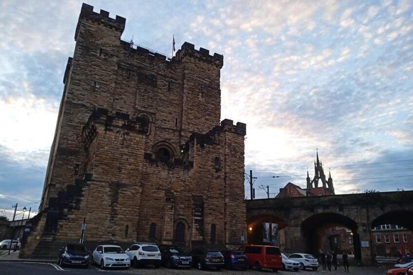 Castle Keep.