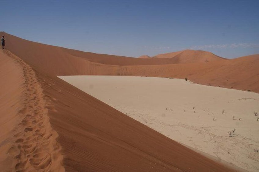 Show item 4 of 10. 3 Day Guided Sossusvlei tour