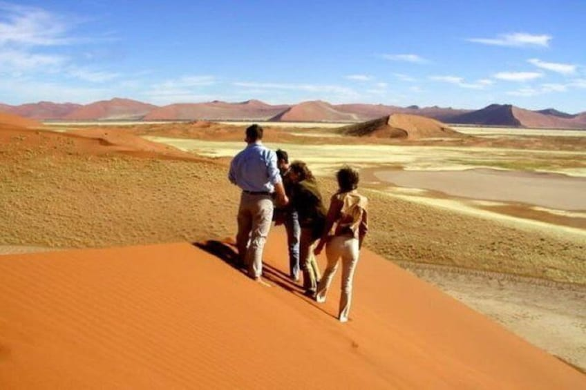 Show item 2 of 10. 3 Day Guided Sossusvlei tour