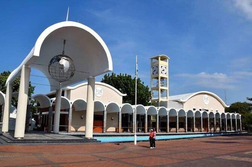 Show item 2 of 5. Parliament of Botswana