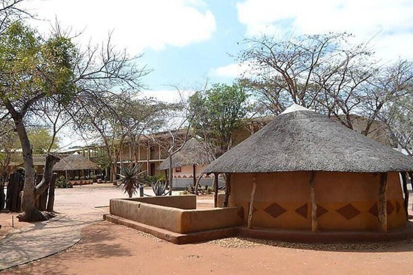 Show item 3 of 5. Gaborone Museum