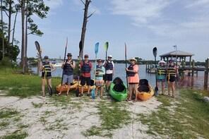 Uninhabited Island Kayaking Adventure