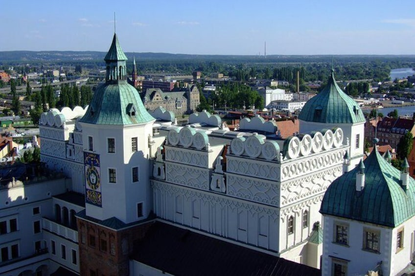 Szczecin: Old Town Highlights Private Walking Tour