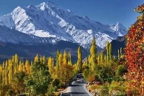 Hunza valley Tour