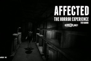 Affected The Manor now playing VR Experience Wales