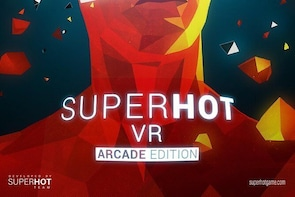 55 minute session in our state of the art virtual reality arcade