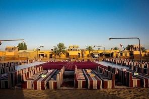 Dubai Premium Desert Safari with BBQ Dinner