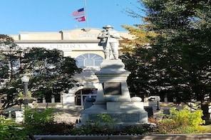 History Walk Bentonville Square