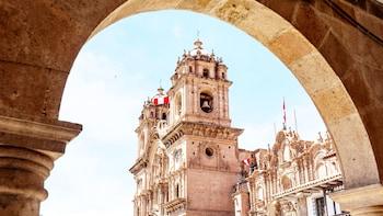 Passeio a pé pela cidade de Cusco