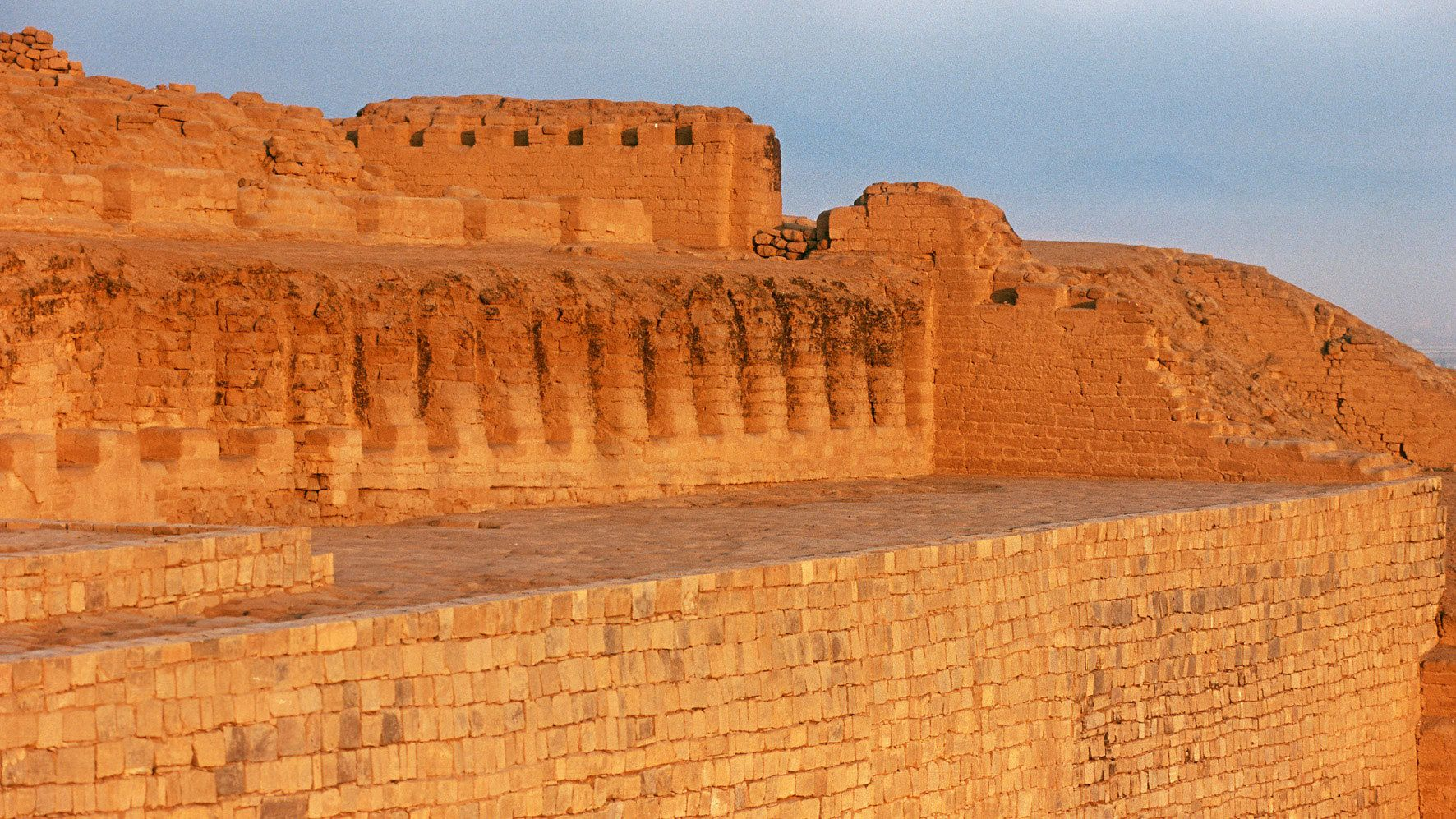 The incredible Pachacamac Ruins