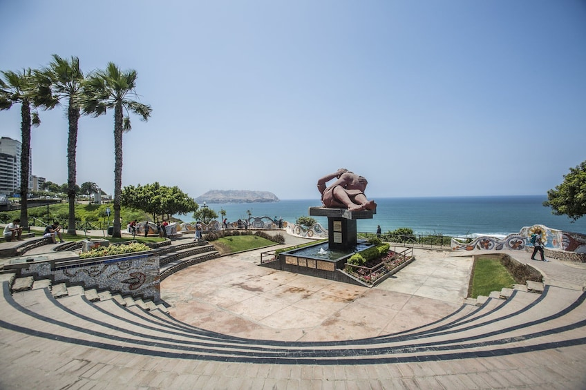 Show item 10 of 10. Private Panoramic City tour Lima, San Isidro & Miraflores
