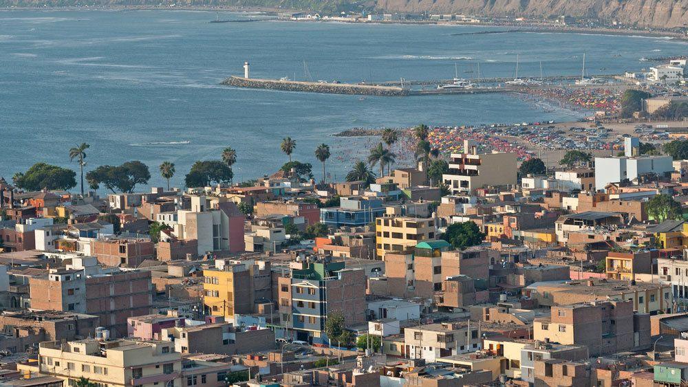 Private Panoramic City tour Lima, San Isidro & Miraflores