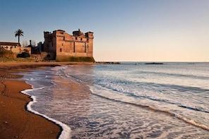 Civitavecchia Cruise Port Shore Excursion: Roman Beach and Castle Visit inc...