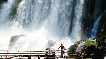Tour de las Cataratas del Iguazú lado argentino