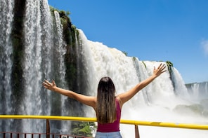 Tour de las Cataratas de Iguazú del lado brasileño