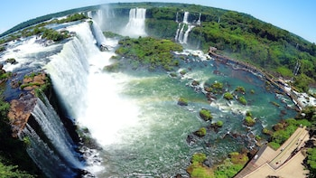 Iguazu Falls Tour on Brazil Side