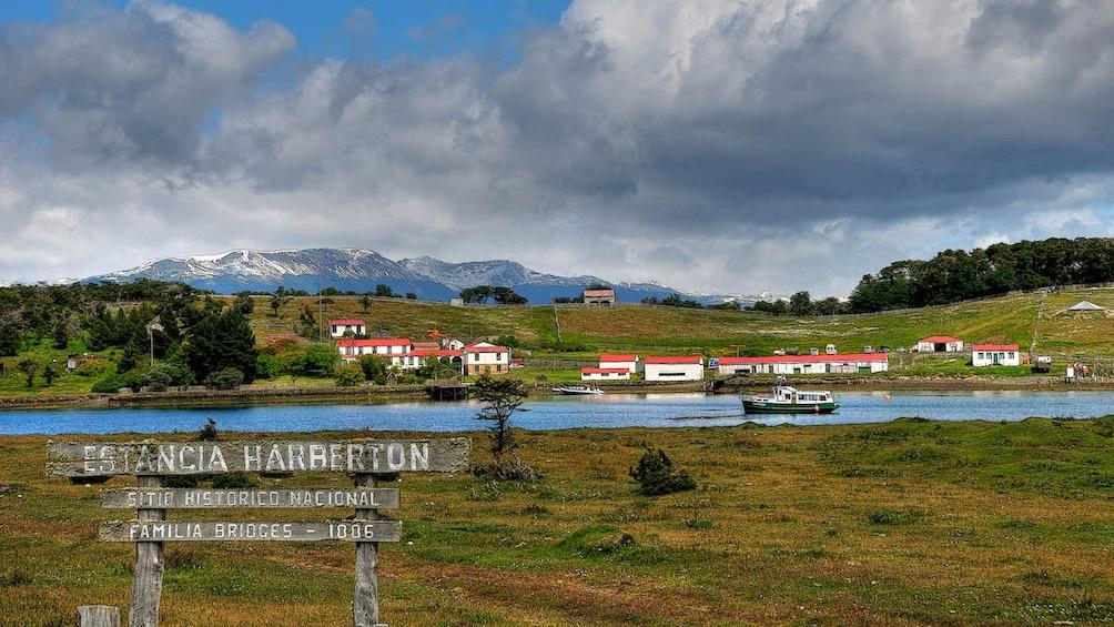 Historic Estancia Harberton is the oldest farm in Argentina's Tierra del Fuego