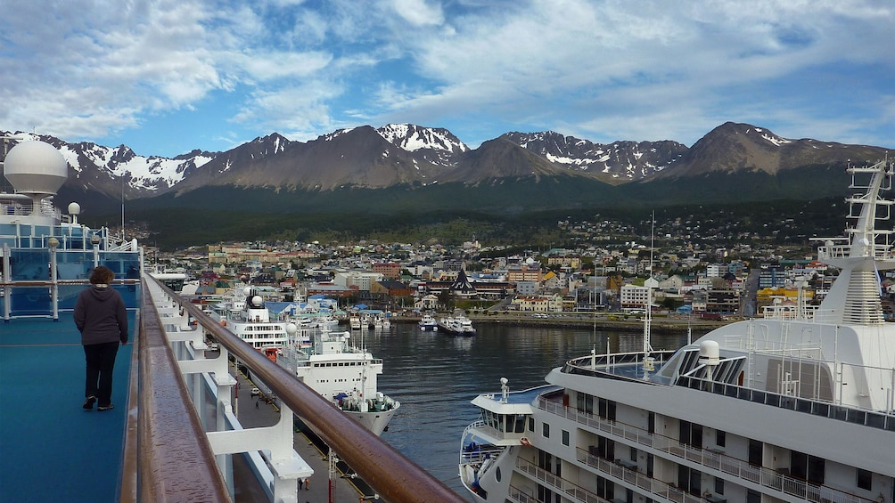 Explore Ushuaia and immerse yourself in the history of Tierra del Fuego