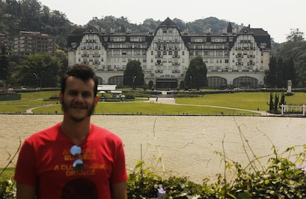 Full-Day Imperial Petropolis Excursion