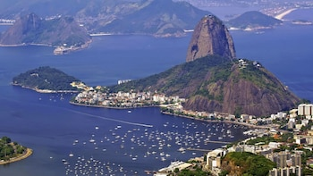 Sugarloaf Mountain and City Tour with Metropolitan Cathedral