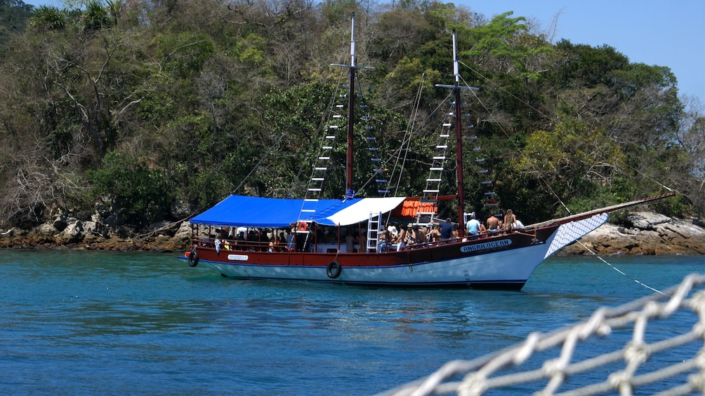Show item 1 of 10. Angra dos Reis and Ilha Grande Day Trip with Schooner Cruise