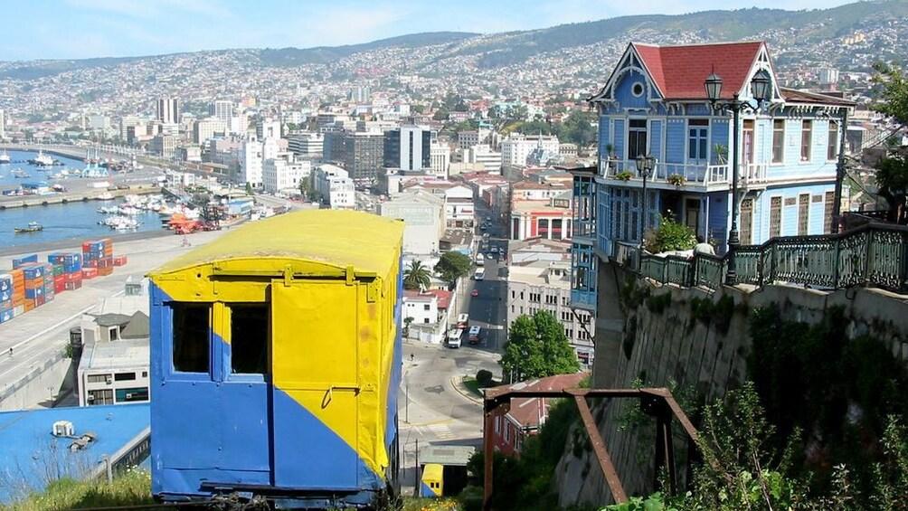 Show item 3 of 7. View of Vina Del Mar