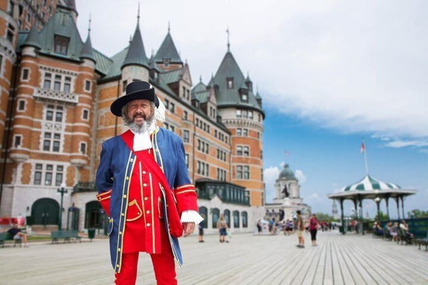Guided Tour of Château Frontenac