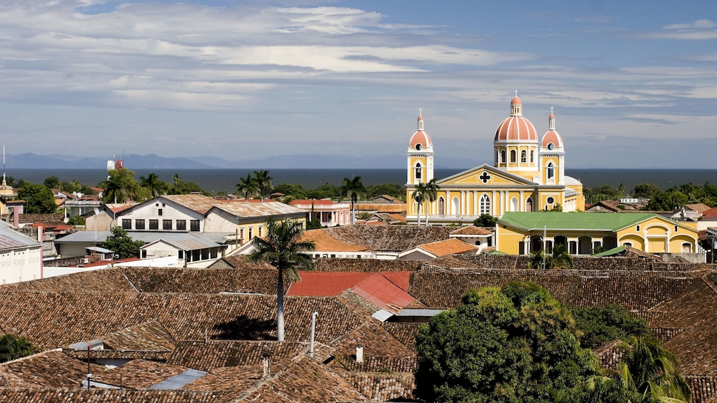 Show item 1 of 6. The Cathedral of Granada in Guanacaste