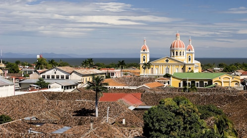 The Cathedral of Granada in Guanacaste