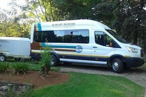 Shuttle between Hoedspruit and OR Tambo international airport
