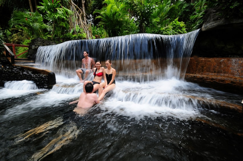Show item 3 of 7. Full-Day Arenal Volcano & Tabacon Hot Springs Resort Tour