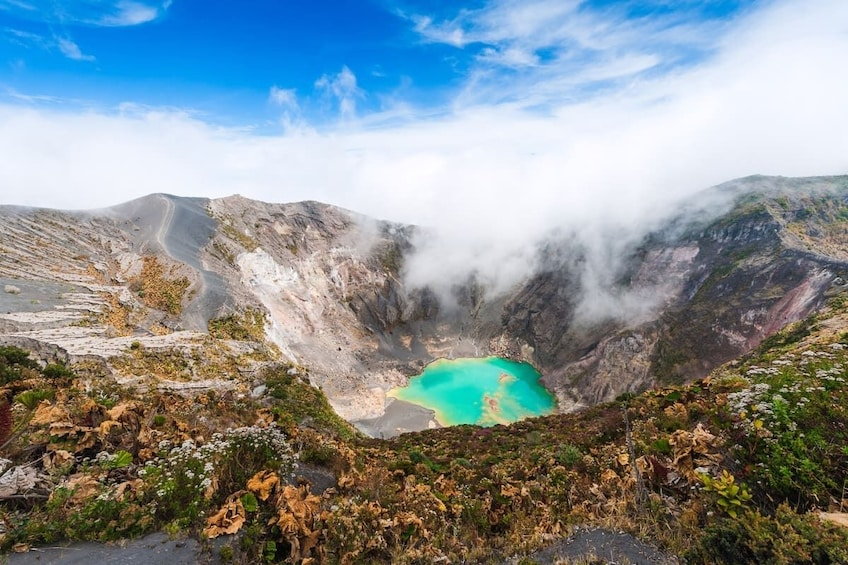 Show item 10 of 10. Guided Cartago, Irazu Volcano & Orosi Hot Springs Tour with Lunch
