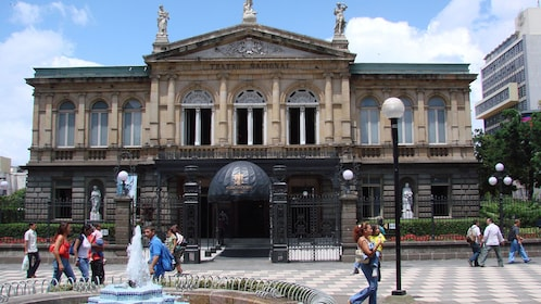 Teatro Nacional in San Jose
