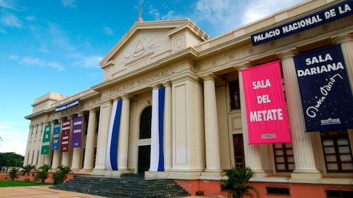 National museum in Managua