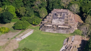 Altun Hun Mayan Ruins and Cave Tubing