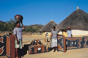 Khami Ruins & Matopos Silunguzi Village Full Day Tour/ Bushman Paintings!