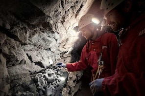Canmore Caving Explorer Tour