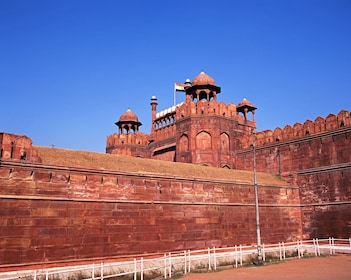 The Red Fort, Old Delhi, India_shutterstock_151673468.jpg