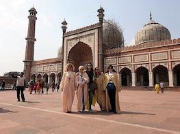 Visite privée d'une demi-journée du Vieux Delhi