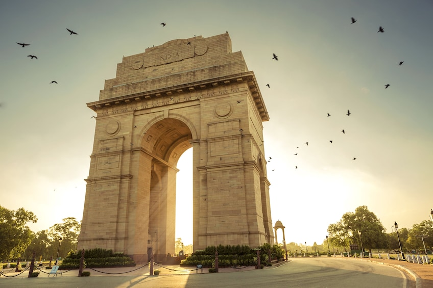 Show item 1 of 9. Old & New Delhi Private Full-Day Tour