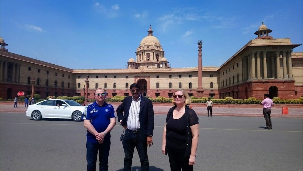 Show item 2 of 9. Old & New Delhi Private Full-Day Tour