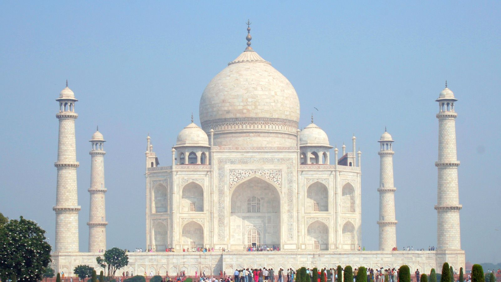 Private Same Day Agra Tour with Lunch from Delhi